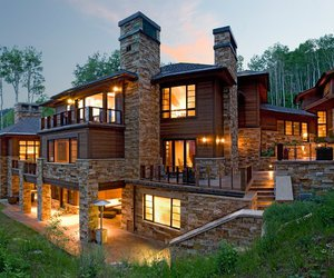 house, luxury, and cool image