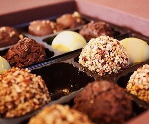 buffet, chocolate, and cuisine image