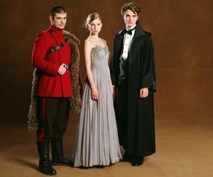 harry potter, hogwarts, and fleur delacour image