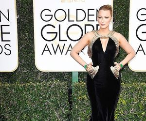 blake lively, golden globes, and celebrity image
