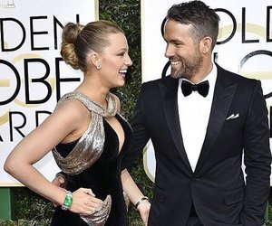 beautiful, blake lively, and ryan reynolds image