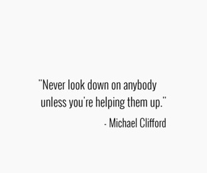 quotes, 5sos, and michael clifford image