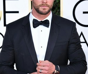 chris hemsworth, actor, and celebrity image