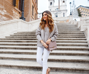 fashion blogger, travel blogger, and rome image