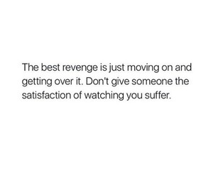quotes, revenge, and sentence image