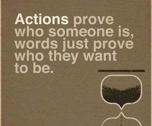 Action and true image