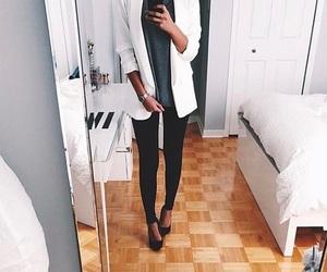 fashion, beautiful beauty love, and jacket image