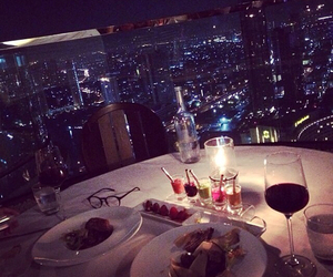 luxury, night, and city image