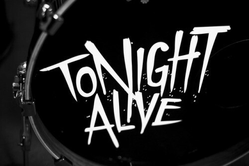 tonight alive, band, and punk image
