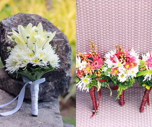 fashhion, flower, and nicely image
