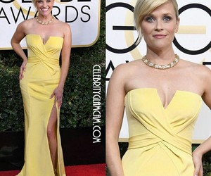 dress, red carpet, and fashion image