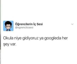 google, komik, and okul image