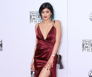 kylie jenner, dress, and girl image