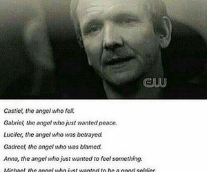 supernatural, angel, and balthazar image