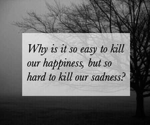 sadness and sad image