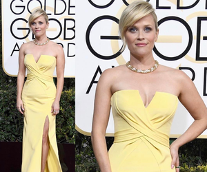 golden globes, reese whiterspoon, and celebrities image