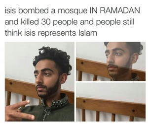 funny, humor, and islam image