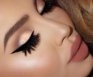 makeup and 💕 image