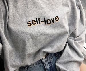 fashion, self love, and style image