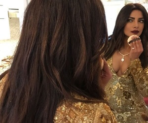 beautiful face, beautiful hair, and beautiful woman image