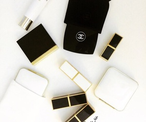 chanel, yes, and make up image