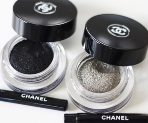 chanel, make up, and yes image