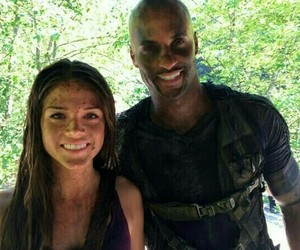 the 100, lincoln, and linctavia image