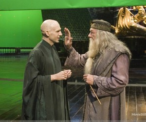 voldemort, harry potter, and film image