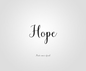 hope, muito amor, and frases image