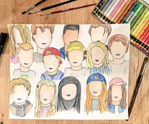 draw and skam image