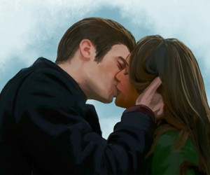 fanart, ship, and the flash image