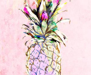 pineapple, wallpaper, and lockscreen image
