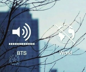 bts, kpop, and music image