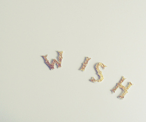 wish, glitter, and photography image