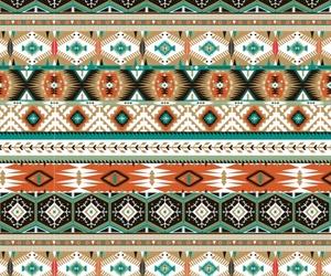 aztec, background, and geometric image