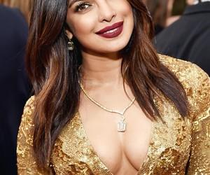 priyanka chopra, beautiful, and golden globes image