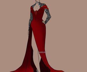 fantasy and fashion image