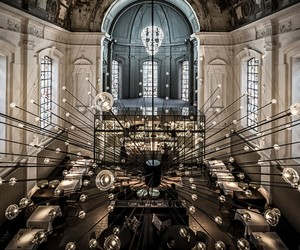 church, design, and best restaurant image