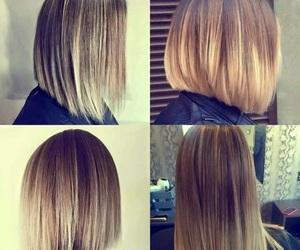 color, hair, and haircut image