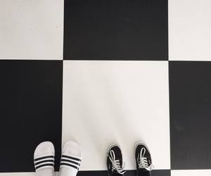 adidas, socks, and square image