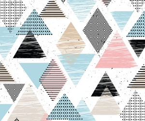 abstract, background, and triangle image