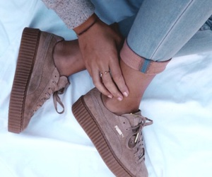 creepers, shoes, and style image