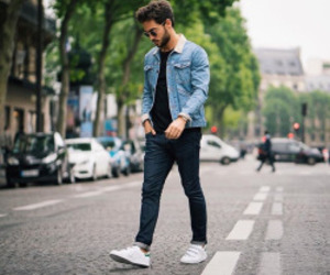 boy, casual, and man image
