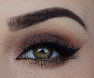 eyebrows, eyes, and on point image