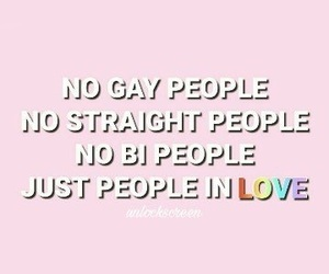 pink, equality, and love image