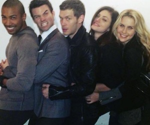 The Originals, joseph morgan, and claire holt image