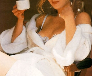 coffee, aesthetic, and model image