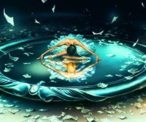 gemini, zodiac, and art image