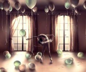 dance, art, and zodiac image