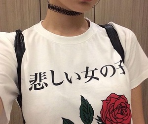 fashion, aesthetic, and rose image